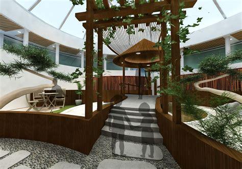 indoor zen garden plans