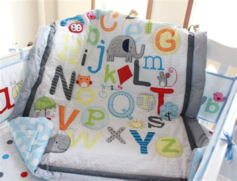 baby cradle bedding sets 7 pcs early learning baby bedding set baby cradle crib cot