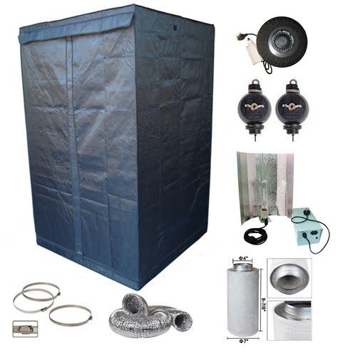 best fan for grow tent 1 2m x 1 2m x 2m grow tent bud room 600w full kits fan ebay