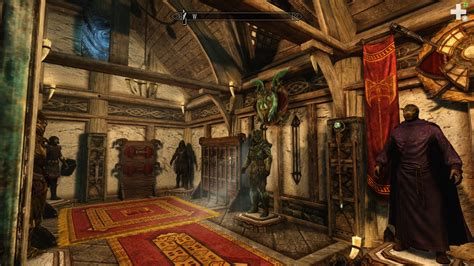 skyrim trophy room skyrim lakeview manor trophy room