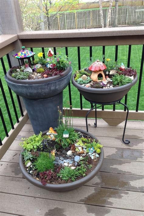 Unleash Your Imagination Magical Fairy Garden Designs Mini Garden Ideas