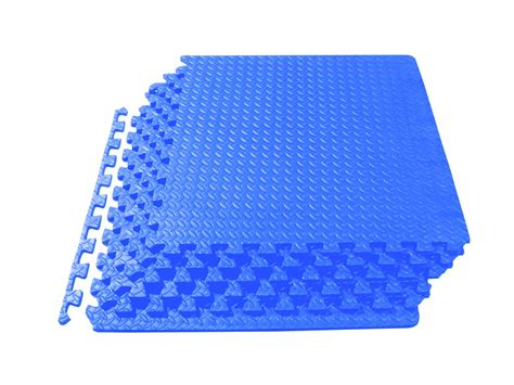 Puzzle Foam Mats by Prosource Puzzle Exercise Floor Tiles Mat Foam