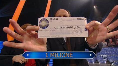 assegno smarrito dalla michela de paoli vince 1 milione di a chi vuol