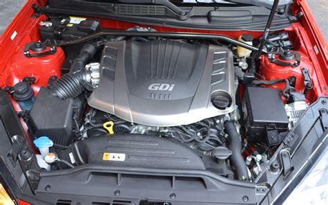 2013 hyundai genesis coupe 3 8 gt the 3 8l v6 with direct