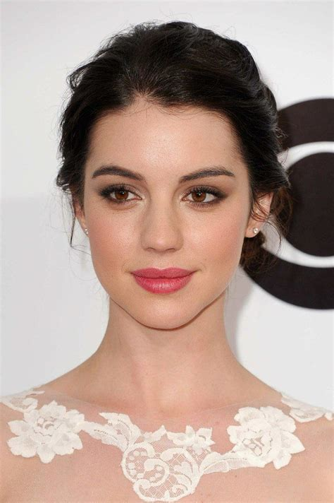 makeup for feminine men feminine rosy makeup beautiful adelaide kane the
