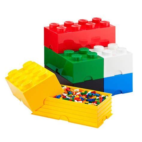 size legos lego storage brick green 2 sizes available storage box