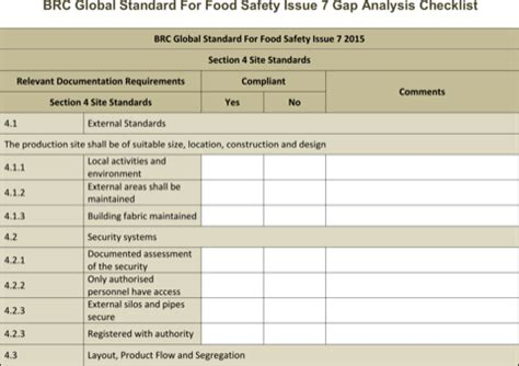 Security Gap Analysis Template security gap analysis templates for excel pdf and word