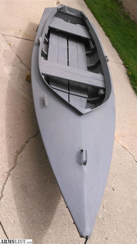 layout boat hunting wisconsin armslist for sale duck skiff layout boat