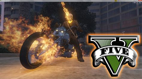 mod gta 5 ghost rider ghost rider mod v1 3 by julionib for gta 5 187 download game
