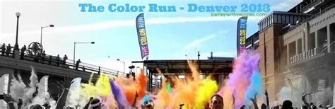 color run denver a rainbow of at the color run in denver fitaspire