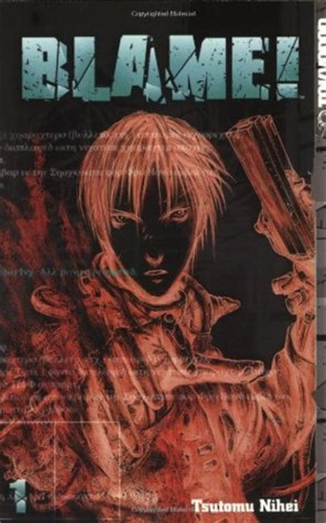 blame vol 1 by tsutomu nihei reviews discussion bookclubs lists