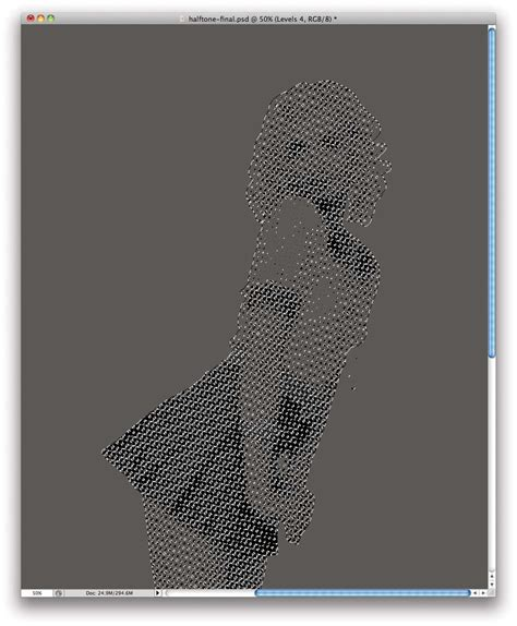 photoshop tutorial creating vector halftones create a vintage design using stylish halftone effects