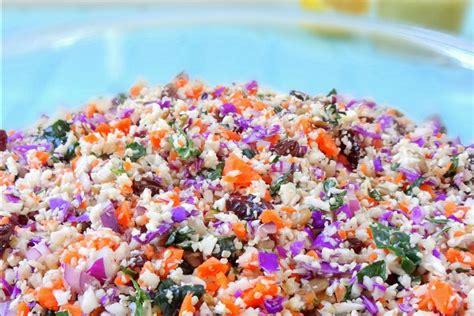 Chopped Detox Salad by Chopped Detox Salad Vegan One Green Planet