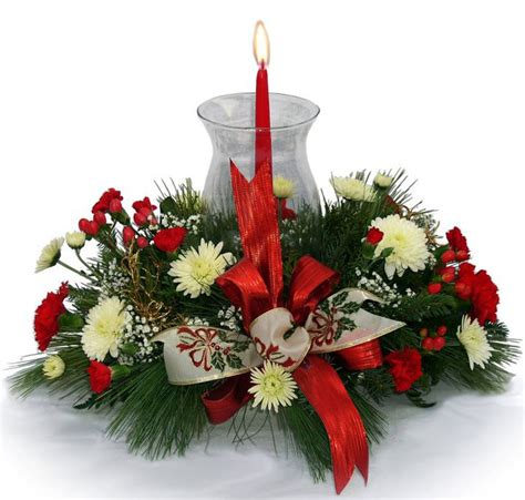 christmas floral centerpieces christmas table rachael