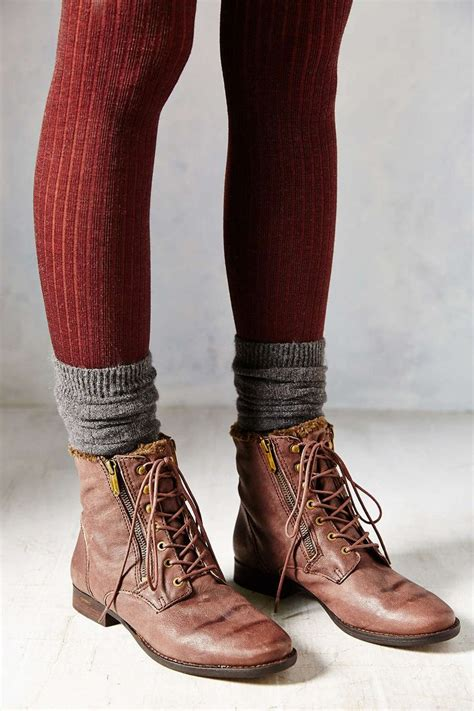 sam edelman mackay ankle boot tights sock and boots