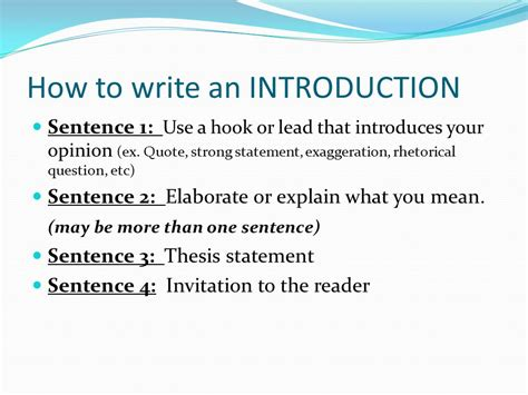 how to write a introduction for a research paper how to write a hook for a research paper 28 images