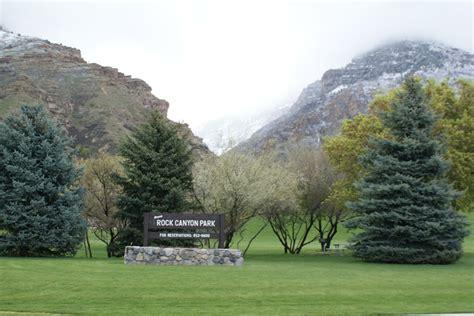 Landscape Rock Provo Utah Parks In Provo Provo Utah The Best Guide To Provo Utah