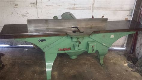 12 Quot Direct Drive Northfield Jointer 5 Hp Woodweb S