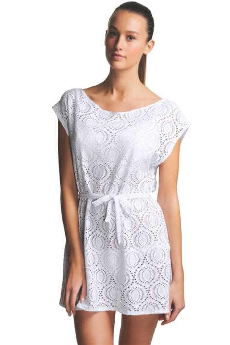 Atasan Wanita Cha Cha Top cha cha tunika valkoinen lumingerie rintaliivit ja