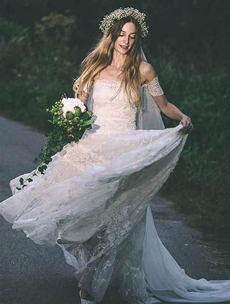 hochzeitskleid boho 24 hochzeitskleider im boho style flair fashion home