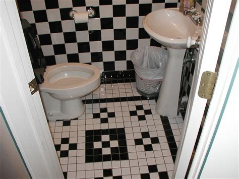 black and white bathroom tile ideas black and white bathroom tile design ideas peenmedia com