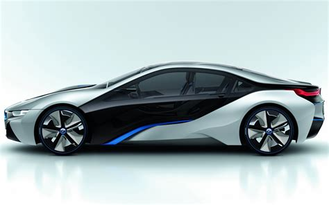 sports car side view 2011 bmw i8 concept side view 2 photo 22