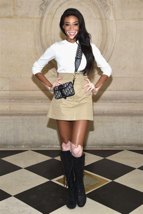 Mini Dress Winnie 10 winnie harlow mini skirt mini skirt lookbook stylebistro