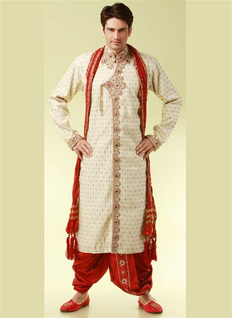 Dress Tradisional India Abu Abu dhoti kurta for