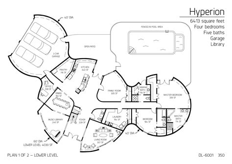 floor plan dl 3215 monolithic dome institute 100 monolithic dome floor plans floor plan dl 3215