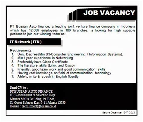 contoh application letter and vacancy writing and editing services contoh application letter