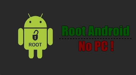root android no computer how to root any android device without pc computer 5 apps
