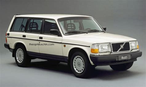 volvo jeep this is what a 1980s volvo jeep could looked like