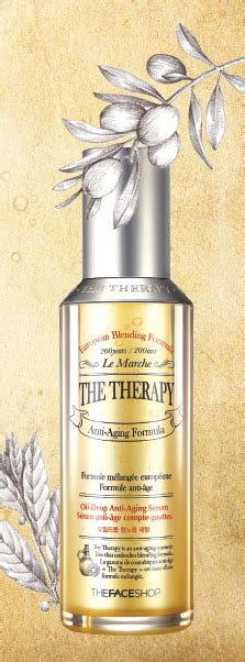The Shop The Therapy Drop Anti Aging Serum 10 korean skincare products that will save your skin