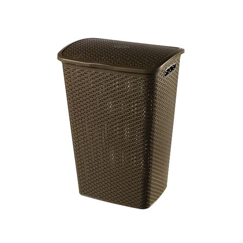 Curver Laundry Curver Laundry Her Brown My Style 00713 Kitchenwarehub