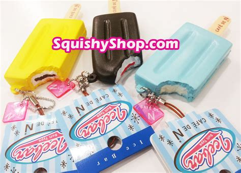 cafe de n squishy tag cafe de n bar popsicle squishy sale