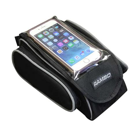 Cel Bag cell phone accessory bag rambo bikes