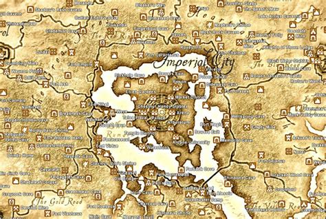 oblivion map maps memories and direction here 360
