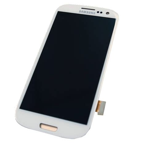 Lcd Samsung S3 replacement lcd screen for samsung galaxy s3 s iii gt i9300 with digitizer assembled white