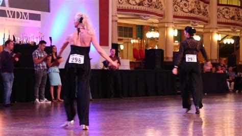 world west coast swing dance council world dance masters 2012 chrystal novice west coast