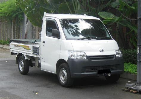 Tv Mobil Grand Max tipe mobil daihatsu grand max disewakan berita logistik