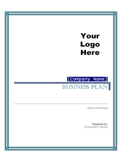 template business doc 580650 sle company profile sle 7 free