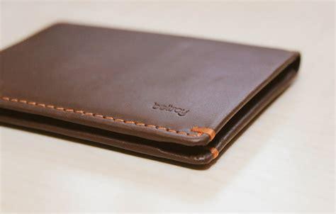 Slim Wallet Dompet minimal alternative bellroy slim sleeve wallet