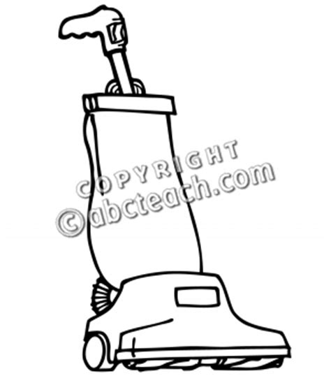 coloring pages vacuum cleaner clip art vacuum cleaner coloring page abcteach