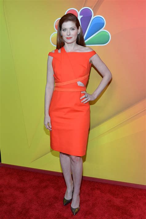 Style Debra Messing Fabsugar Want Need by Debra Messing Pumps Debra Messing Looks Stylebistro