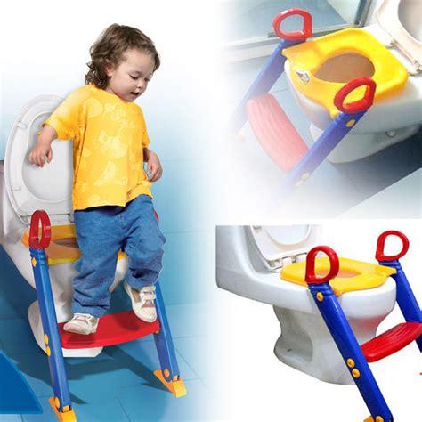 Trainer Pispot Toilet Trainer toilet ladder baby toddler toilet step potty