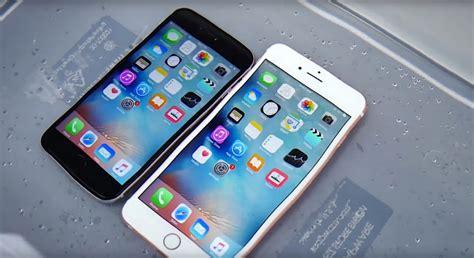 l iphone 6s est il vraiment plus r 233 sistant meilleur mobile