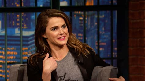 matthew rhys interview seth meyers keri russell was the coolest member of the mickey mouse