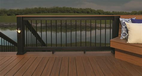 Adi Deck Products - timbertech wood products for decking fencing denver