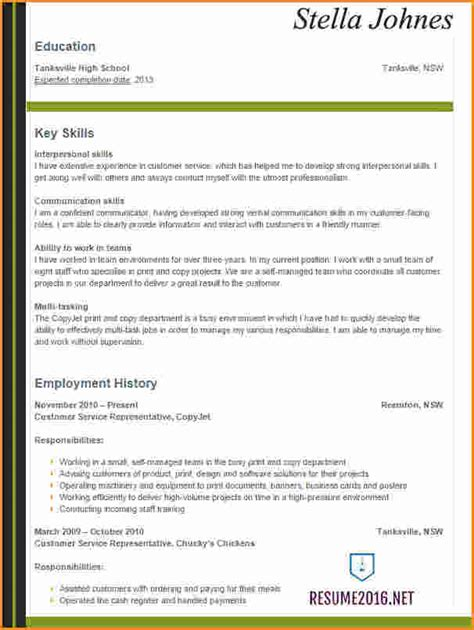 Sample Nursing Resume Cover Letter by 13 Good Resume Examples 2016 Invoice Template Download