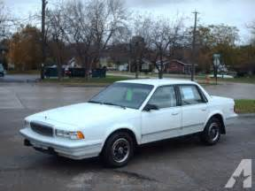 93 Buick Century 1993 Buick Century Special For Sale In Oshkosh Wisconsin